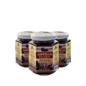Ekološki aronija premium džem 240ml