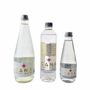 Premium mineralna voda Cana Royal Water