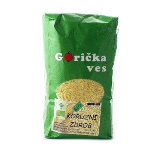 Ekološki koruzni zdrob (polenta) 1kg