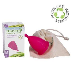 Menstrualna skodelica Masmi velikost M