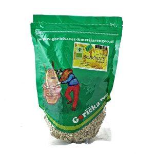 Ekološka sončnična semena 500g